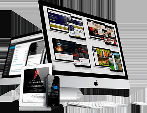 Создание сайтов любой сложности